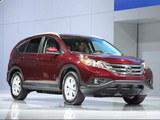 售价14.1万起 本田新CR-V海外售价公布