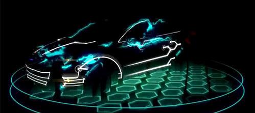 福特Fusion曝光 将在北美车展全球首发
