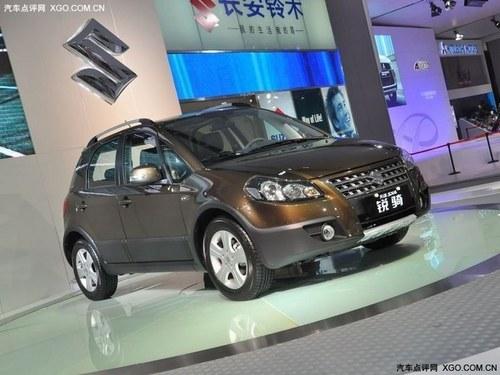 天语SX4锐骑12月26日上市