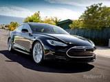 配巨大显示屏 特斯拉Model S公布预售价