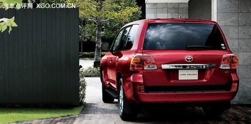 改搭4.6L动力 新款丰田兰德酷路泽发布