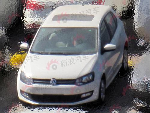 明年年中推出 上海大众Polo GTI曝光