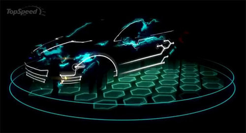 新款福特Fusion预告图发布