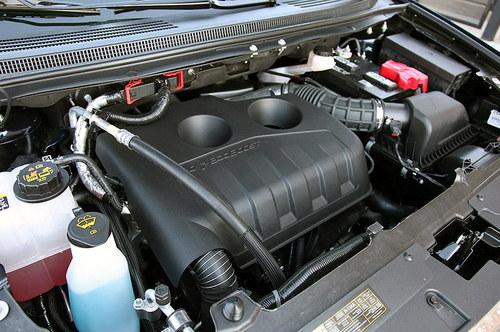 增加配置 新福特锐界将搭载2.0T发动机