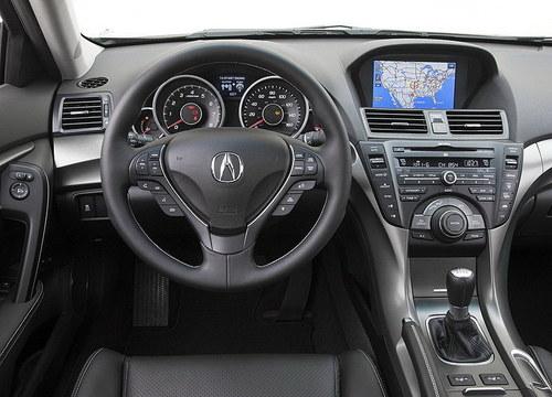 V6发动机排量增加 新讴歌TL推出四驱版