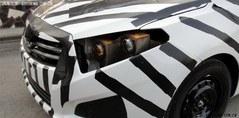 北京车展首发 中华全新3厢车定名H330