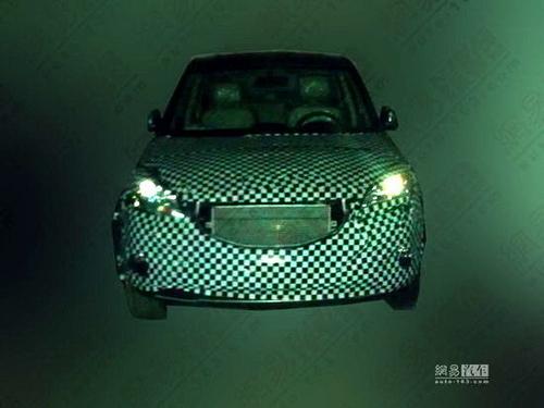 或年中上市 长安首款SUV车型谍照曝光
