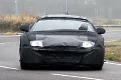 采用铝合金车身 法拉利599继任者曝光
