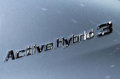 宝马ActiveHybrid 3发布