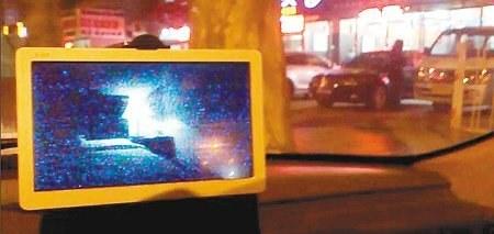 市民车载导航仪收到酒店房间偷拍画面
