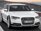 搭载3.0T V6发动机 奥迪A6 Allroad发布
