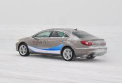 北国冰上秀 一汽-大众查干湖冰雪体验