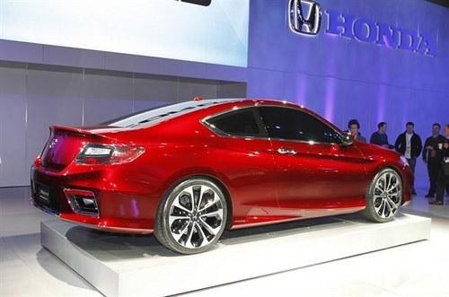本田雅阁Coupe概念车发布