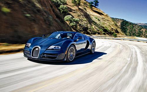 顶礼膜拜 试驾Veyron 16.4 Super Sport