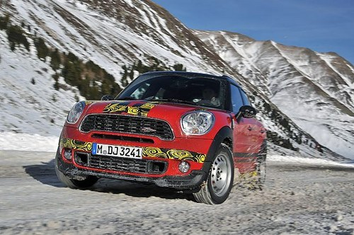 激进分子!试驾Mini Countryman Cooper
