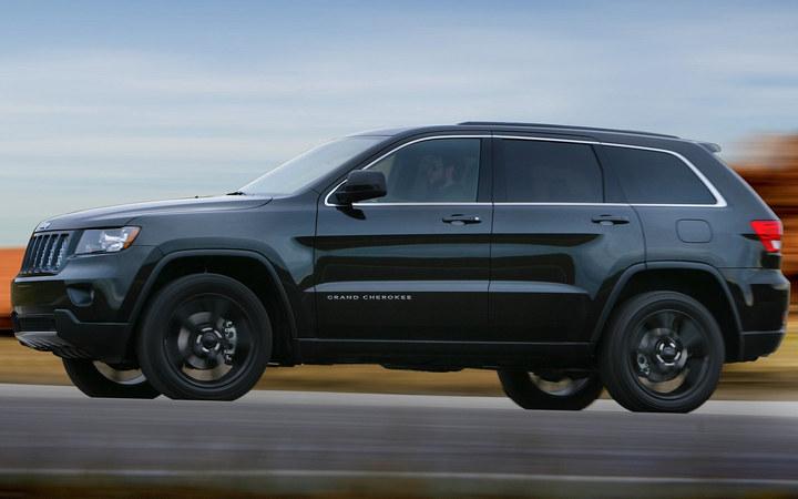 2012款jeep 大切诺基 concept xgo汽 高清图片