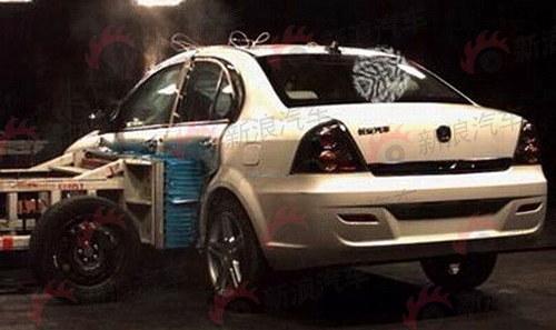 定位A0级车型 长安E30电动车参数曝光