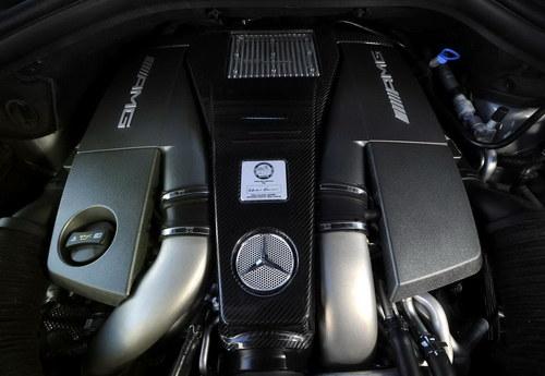 售95865美元 奔驰ML63 AMG三月美国上市