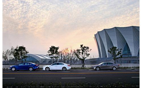 中产的激情 三款2.0T中级轿车对比评测