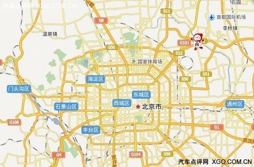 追求的不仅是速度! 京城探秘稀有跑车