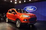 定位小型SUV 国产福特Ecosport年底上市