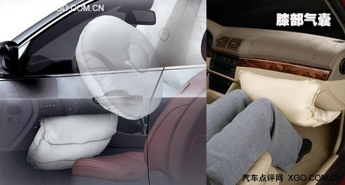 爱车就要选安全 6款不同安全配置车型