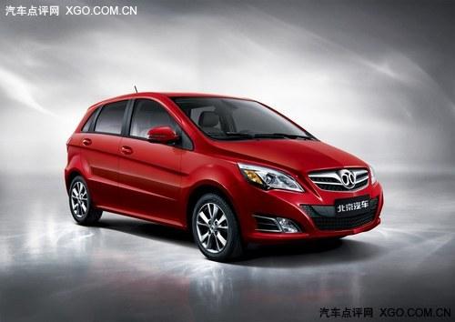 北汽BC301定名北京E系列