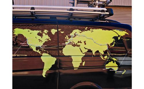 美妙旅行 奔驰B-Class F-CELL澳洲之旅