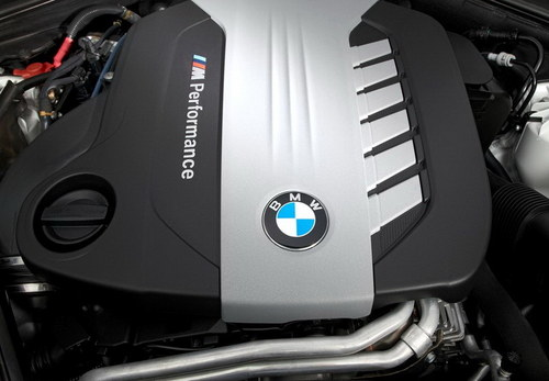 全新三涡轮柴油动力 宝马4款新车介绍