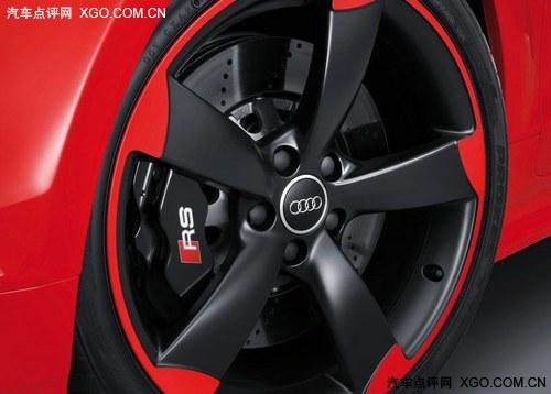 全新奥迪TT-RS Plus版发布