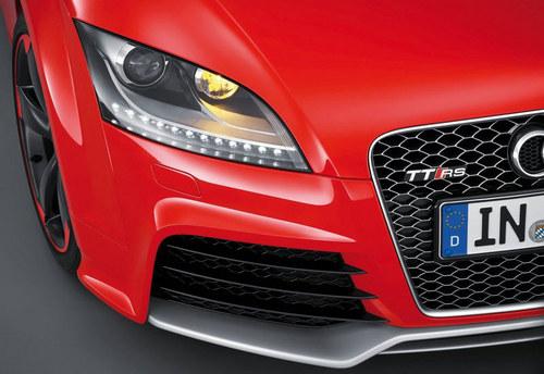 更轻量更强劲 奥迪TT-RS Plus官图发布