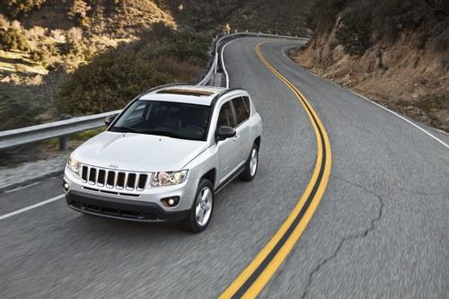恣意驰骋 Jeep指南者不输同级都市SUV