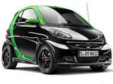 亮相日内瓦车展 博速版smart电动车发布