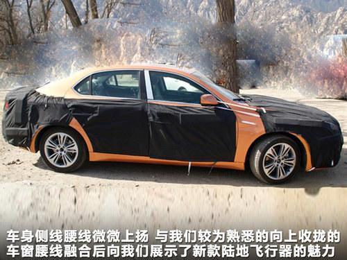值得期待的大手笔 4款将上市自主中型车