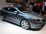 2012日内瓦车展 沃尔沃V40实车首发亮相