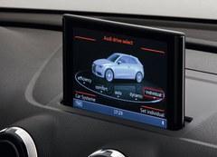 亮相日内瓦车展 奥迪汽车发布新一代A3