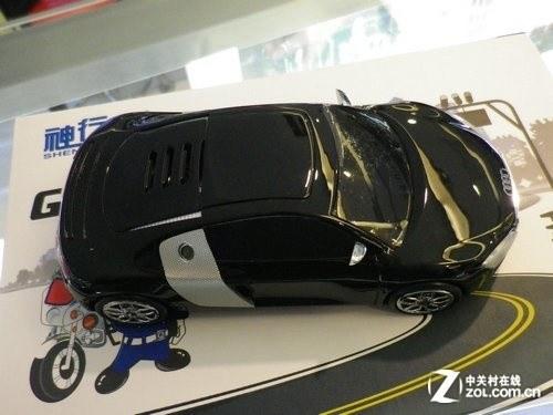 动感奥迪R8 神行者L900新品电子狗上市