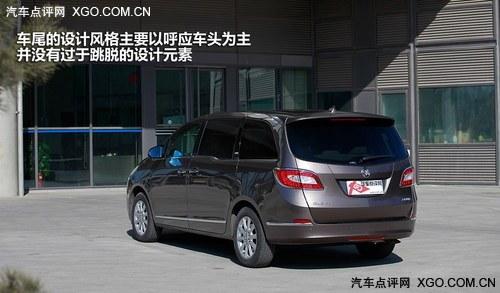 试驾上海通用别克GL8 3.0