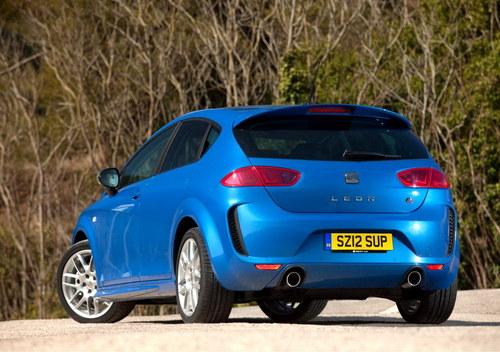 售2.3万英镑 西雅特推Leon特别版车型