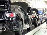 斯巴鲁BRZ/丰田GT86在日本举行下线仪式