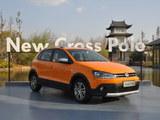 玩儿要趁年轻 试上海大众新Cross POLO