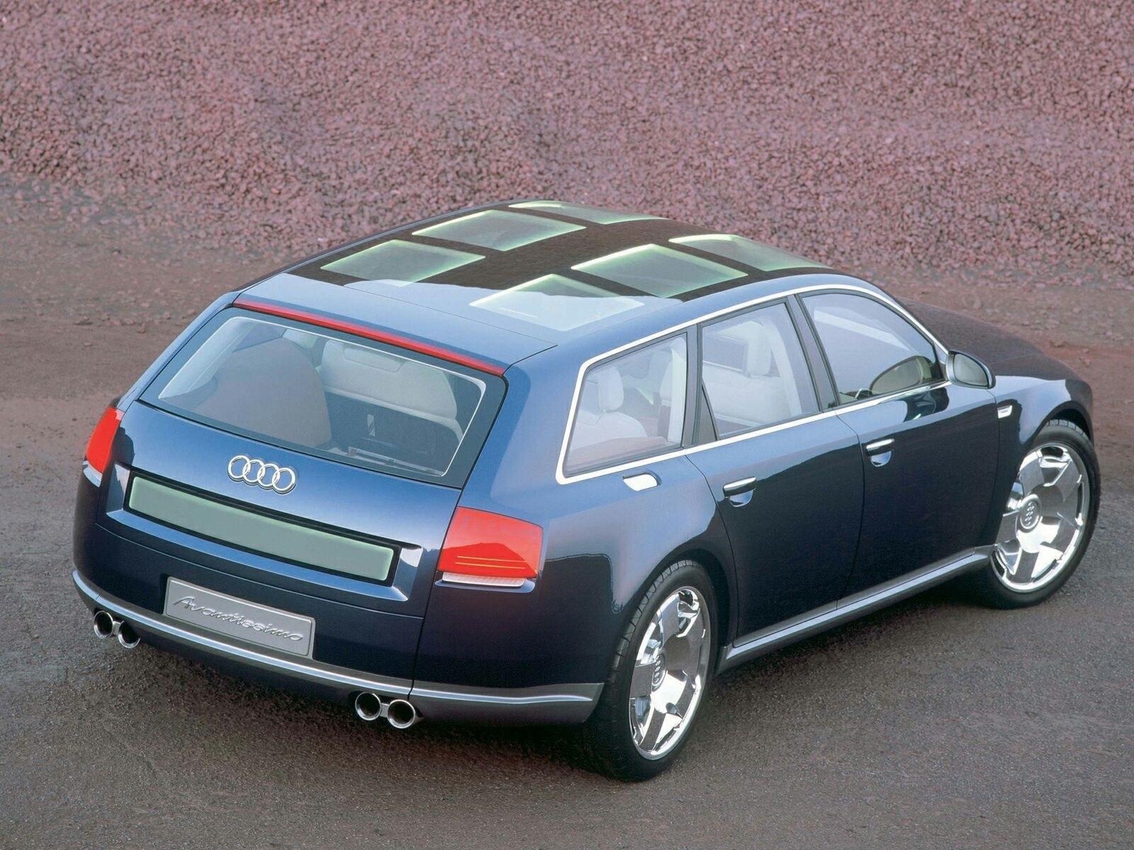 或2014年面世 奥迪将推出a4超级旅行车