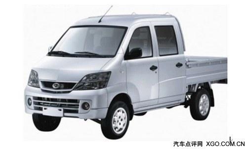 生活 工作 推荐/推荐车型三:昌河福瑞达双排CH1021HE