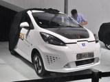 北京车展探馆 上汽荣威E50电动车亮相