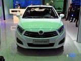 2012北京车展 华晨中华H230轿车亮相