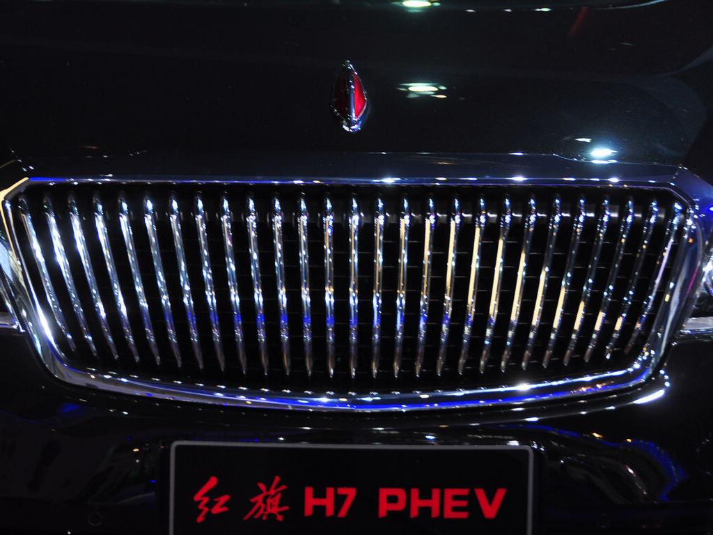 红旗h7高清图片