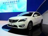 2012北京车展 海马全新B级车曜正式亮相