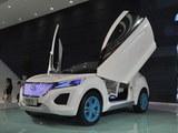2012北京车展 长城哈弗E概念车正式亮相