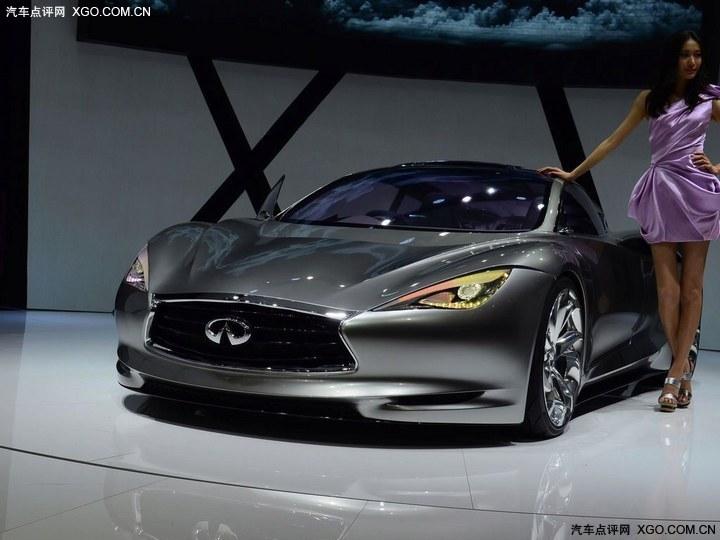 英菲尼迪 概念车高清图片