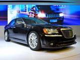 2012北京车展 克莱斯勒全新300C亮相